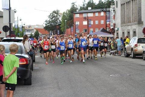 Østlendingenløpet arrangeres lørdag 9. august.
