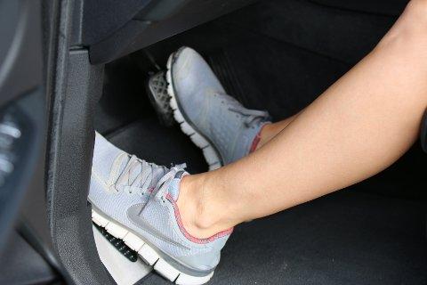 Gode kjøresko er ikke nødvendigvis synonymt med gode spasersko, men dette må kunne sies å være et godt kompromiss.