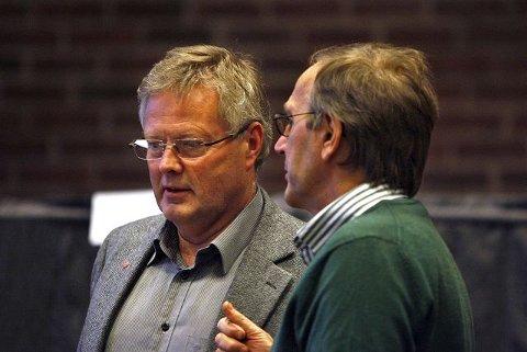 Arbeiderpartiet og Rødt ville avlyse dagens formannskapsmøte i Moss på grunn av streiken.