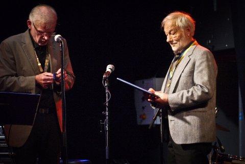 Den siste tiden har Tor Dalaker Lund fått frivillighetsprisen og jazzklubben hans, Jazz Evidence, har blitt årets jazzklubb i Norge.
