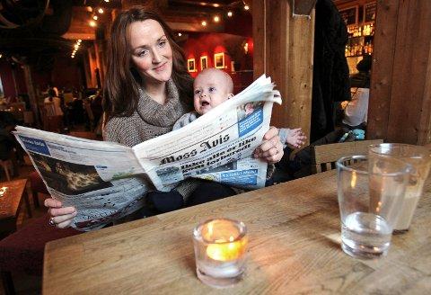 Leser du nyhetene på nettavisene i påsken? Les nyhetene på moss-avis.no. Tips oss gjerne. Send en melding med MA TIPS og send den til 2303.