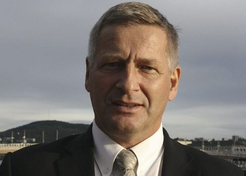Drammensordfører Tore Opdal Hansen.