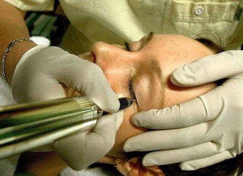 ØYEPRYD I skjønnhetssalonger kan du få permanent øyesminke. arkivfoto: ERIK HAGEN
