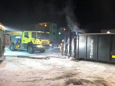 Gulskogen Senter evakuert etter røykutvikling torsdag kveld.
