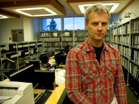Arkivar Per Kristian Ottersland håper store deler av materialet kan bli offentliggjort. Men det kreves penger og tid, og foreløpig er det ikke avsatt midler til arbeidet.