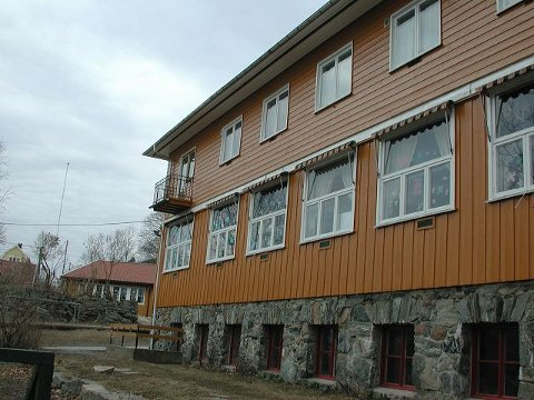 Hølen skole i Vestby kommune.