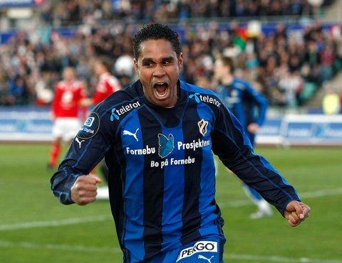 TILBAKE PÅ NADDERUD: Daniel Nannskog spiller på Nadderud i Stabæk allstars-kamp lørdag.