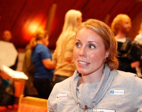 Karoline Dyhre Breivang sikter seg inn mot et nytt OL-gull fire år etter triumfen i Kina.