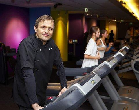 PENGESLUK: Geir Arne Bjune har tapt millionsummer på sine treningssentre. Bildet er tatt ved en tidligere anledning. FOTO: ULF HANSEN