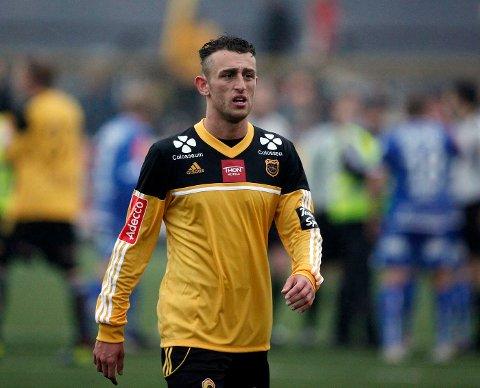 Rozhat Shaswari sliter med en strekkskade i låret og spiller ikke mot Kongsvinger i kveld. Det samme gjelder Marius Lundemo, som er ute med en ryggskade.