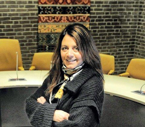 Kristin Flåtten, leder for kultur- og fritidsutvalget berømmer initiativet om å gjenåpne Promenaden. Arkivfoto: Per Langevei<I><U></U></I>