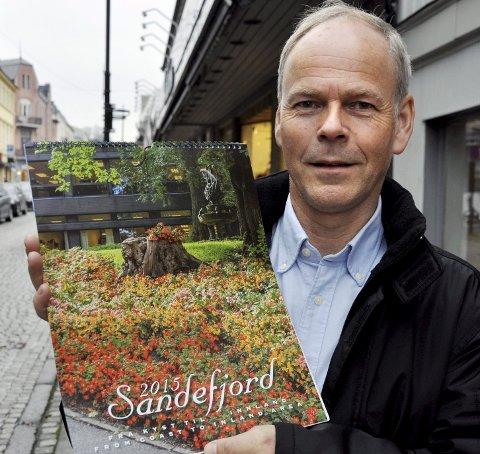 si opp abonnement Sandefjord