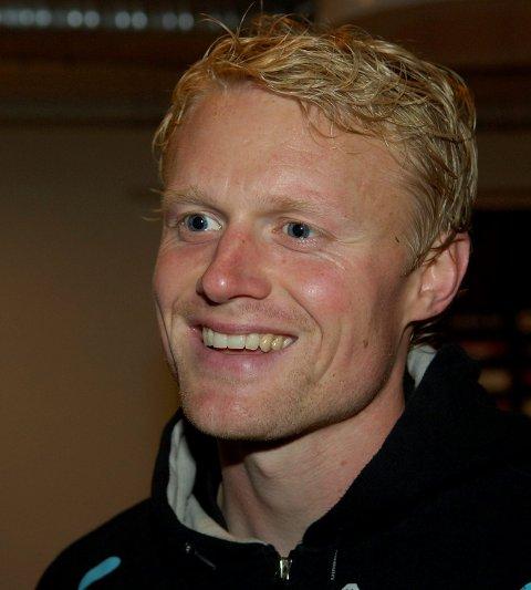 Jon Midttun Lie fortsetter i Fram et halvt år til. FOTO: ATLE MØLLER