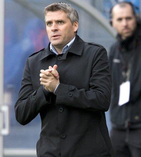 BEKLAGER: Molde-trener Tor Ole Skullerud ser Ruben Gabrielsens uttalelser som uheldig og er klar på at klubben ønsker å opptre ryddig i forhold til sitt eget 2. lag.