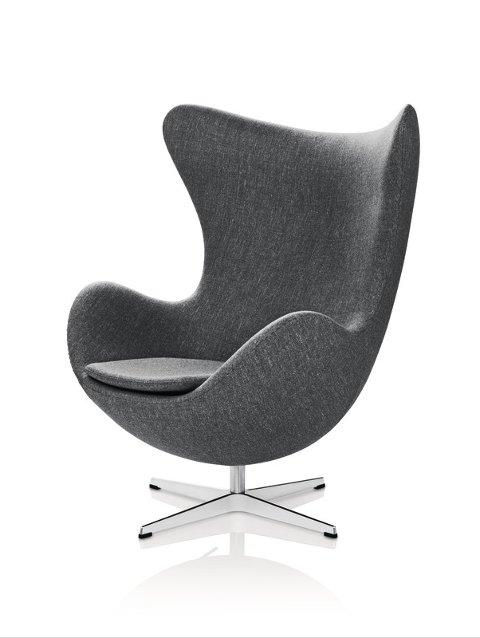 Den stjålne Arne Jacobsen-designede stolen har en verdi på rundt 50.000 kroner.