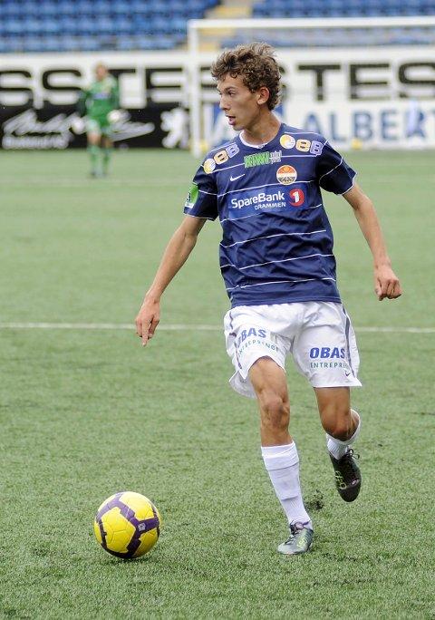 Gustav Wikheim har signert med Strømsgodset. Nå er han tatt ut på G18 landslaget.