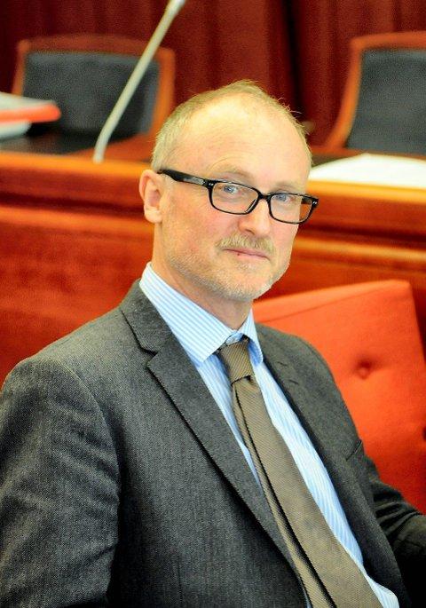 Professor Jens Egeland ved forskningsenheten i Klinikk Psykisk Helse og Rusbehandling ved Sykehuset i Vestfold forteller at en ny studie kan hjelpe ADHD-barn. Arkivfoto<I><U></U></I>