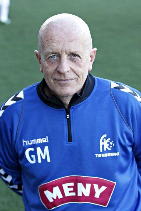 FORSTERKER LAGET: FKT-trener Geir Midtsian.  Foto: Arnt E. Folvik