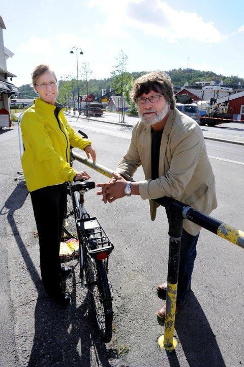 Overingeniør i Sandefjord kommune, Øivind Karlsen.  Arkivfoto: Kurt André Høyessen