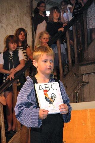 ABC: Ruben Jacobsen Olsrud leder an i ABC-sangen. $BYLINE_ON$Foto: Osvald Magnussen$BYLINE_OFF$
