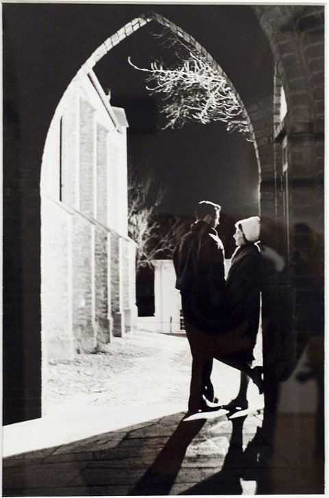 «STEVNEMØTE»: Arvid Østby fra Tønsberg Kameraklubb har tatt dette utstillingsbildet.