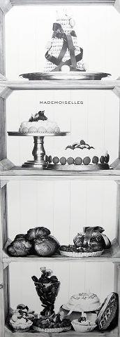 KLASSISK: Stilen er klassisk, med nostalgiske referanser til 1920-tallet. FOTO: EVA GROVEN.
