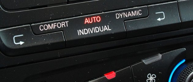 Begge bilene kan  leveres med regulerbar styrerespons og gasspådrag.