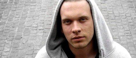 Jørgen Eskerud, en av rapperne i DRM. ARKIVFOTO.