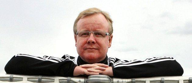 SIER NEI: Styreleder i Bærum Idrettsråd, Dag Egil Strømme.