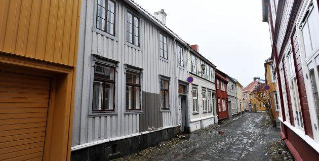 Huset i Trondheim sentrum skal tilbakeføres til fordums prakt anno 1880.