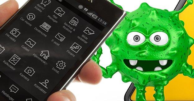Markedet er voksende for sikkerhetspakker til mobiltelefonen.