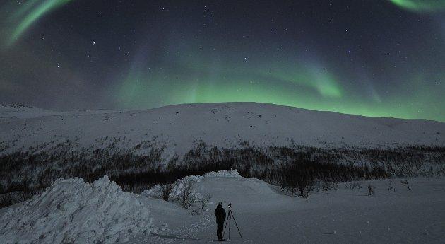 Årene framover vil by på ekstra gode muligheter for å se nordlys.