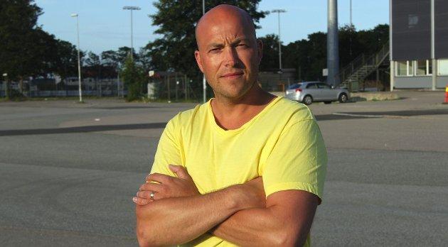 André Nordvåg er ikke redd for å stå fram med sin sak, og håper at det kan hjelpe til slik at foreldrene får en bedre oversikt over hva de bruker pengene sine på.