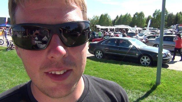 Daglig leder i Gatebil AS, Hans Jørgen Andersson, er kritisk til hvordan Statens vegvesen gjennomfører kontroller under Gatebil. – De legger en jernring rundt arrangementet og skaper mer hat enn forståelse, sier han.