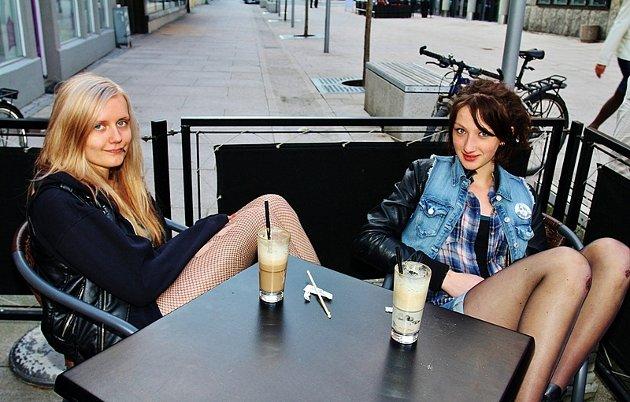 Eva og Laura