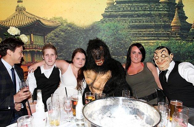 Gorillaen Rene og Vennene
