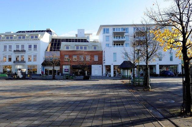 Hvaltorvet kjøpesenter ligger ved Torvet i sentrum av Sandefjord.