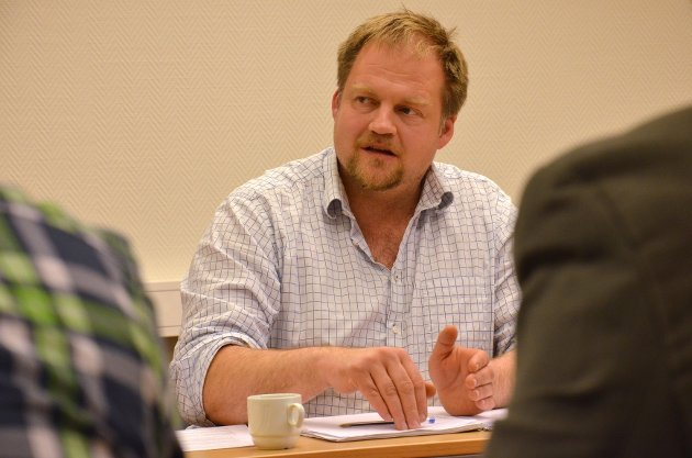 INTERESSANT: Rådmann i Alvdal, Erling Straalberg, sier kravet er juridisk interessant.  foto: Tore S. Rasmussen
