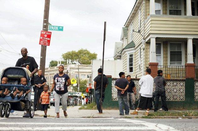 MULTIKULTUR: Fra New York, en av verdens fremste multikulturelle byer. Artikkelforfatteren på sin side søker i sin artikkel etter et multikulturelt samfunn i harmoni. Foto: Scanpix/Reuters