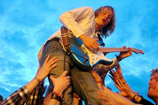 BigBang kommer til Fjordfesten i sommer. Foto: Gjermund Glesnes