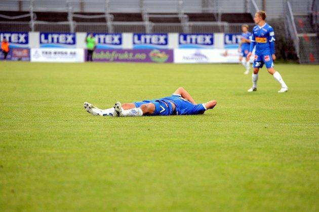 Panajotis Dimitriadis og Sandefjord Fotball spilte 2-2 mot bunnlaget Alta. Etter ni kamper ligger SF nede på en 10. plass på tabellen med skarve 12 poeng.