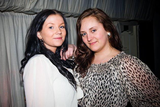 Julie og Ida Marie