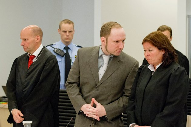 Onsdag skal blant annet Anders Behring Breivik kommentere og argumentere rapporten til Torgeir Husby og Synne Sørheim.