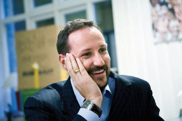 Kronprins Haakon skal på Vestfold-besøk denne uken.
