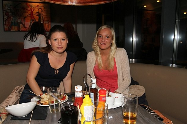 Sara og Bettina