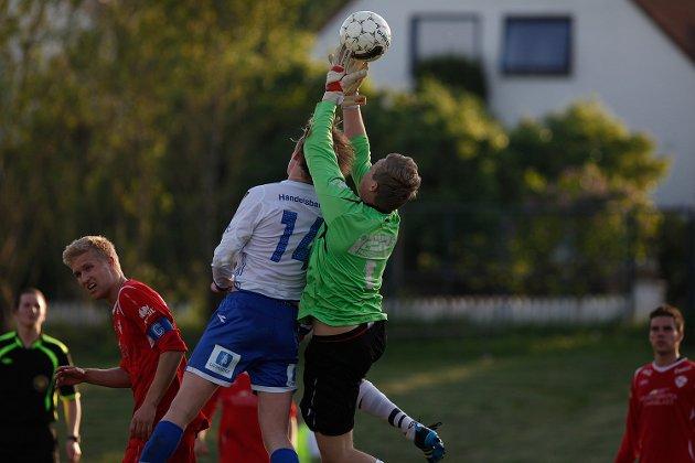 Sprint var det klart beste laget på Bellevue, og vant fullt fortjent 3-0 over Trosvik.