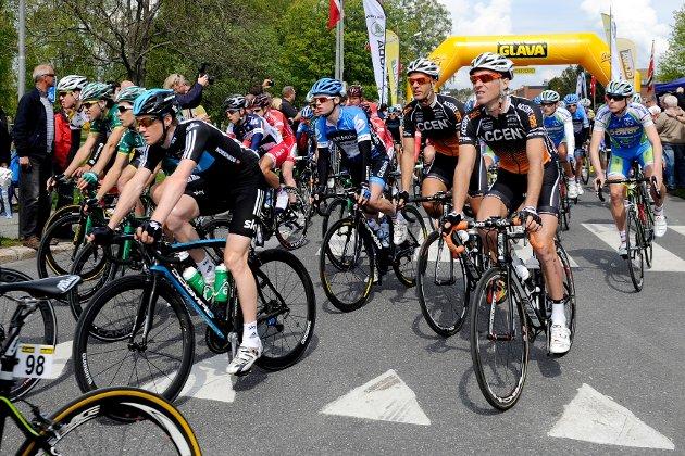 Det myldret av stjernesyklister i Sandefjords gater, og mange hadde møtt opp for å få et glimt av noen av verdens beste sykkelstjerner, da Glava Tour of Norway startet i Sandefjord.