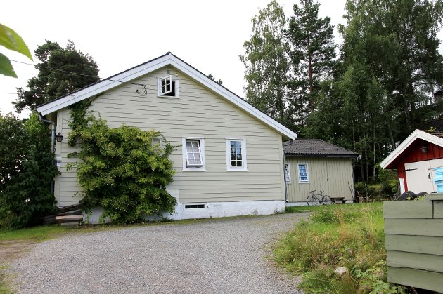 Skogsvingen på Lysaker ble solgt for 10.700.000 kroner i juli, og endte dermed på en åttende plass.