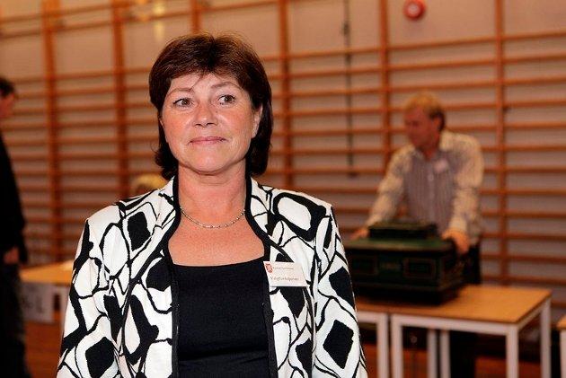 Etter mye fram og tilbake er det Bente Thorsen som kan juble over en plass på Stortinget.