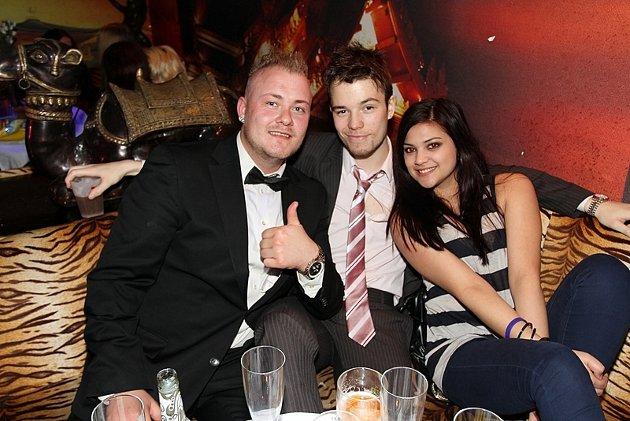 Christer,Simon og Nadja